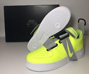 Details about Nike Air Force 1 Utility Volt AO1531 700 Men's Size 10