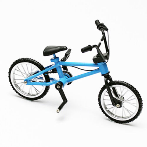 AM/_ LC/_ Mini Alloy Simulation Bike Finger Bicycle Kids Children Toy Collection G