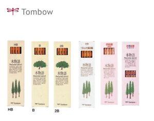 Tombow pencil tree story 1 dozen Choose from 6 Type LA-KEA,LG-KEAHB,CV-REAV