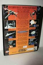 STAR WARS X-WING VS. TIE FIGHTER USATO OTTIMO PC ED ITA PAL BIG BOX RS2 48713
