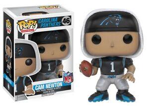 eb53f4b84 Cam Newton POP Figure #46 NFL Carolina Panthers Football Funko Wave ...