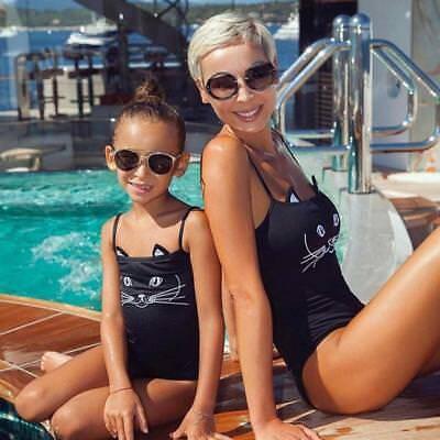 Mom&Me Baby Girls One Piece Cute Bikini Swimwear Swimsuit Bathing Suit Beachwear