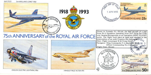 75th Anniverary of the RAF - RAF (75) 25 - No. 5 Squadron - 100 Only !