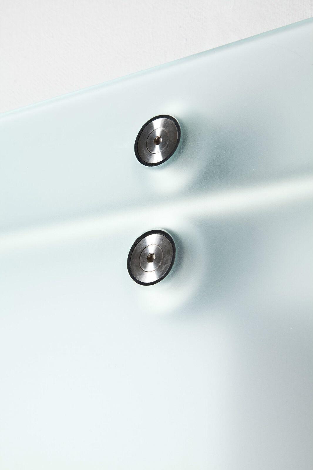 Glastürschiebesystem V2000 für Glastüren ohne Senkbohrung, Schienenlänge 2100 mm mm mm 46b5dd