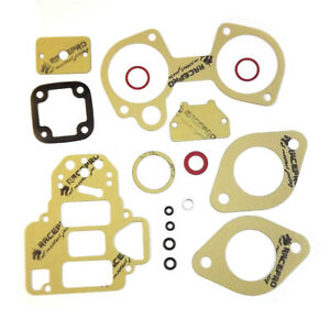 Gasket-set-service-kit-repair-or-rebuild-for-one-Weber-40-DCOE-carburetor