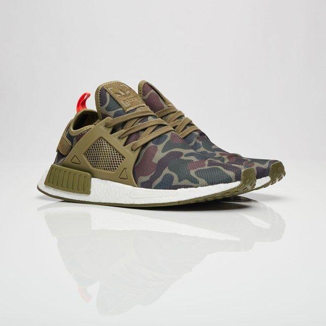 Adidas NMD XR1 Green Duck Camo Size 13. BA7232 Yeezy Ultra Boost PK