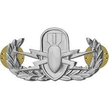 USA Army Badge Regulation Size Explosive Ordnance Disposal