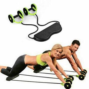 AB-Wheel-Abdominal-Exerciser-Waist-Slimming-Trainer-Roller-Core-Double-Fitness