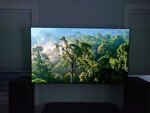 """LG 65"""" OLED 4k 2160p OLED65B8PUA UHD HDR Dolby Atmos Smart TV ThinQ AI - MINT"""
