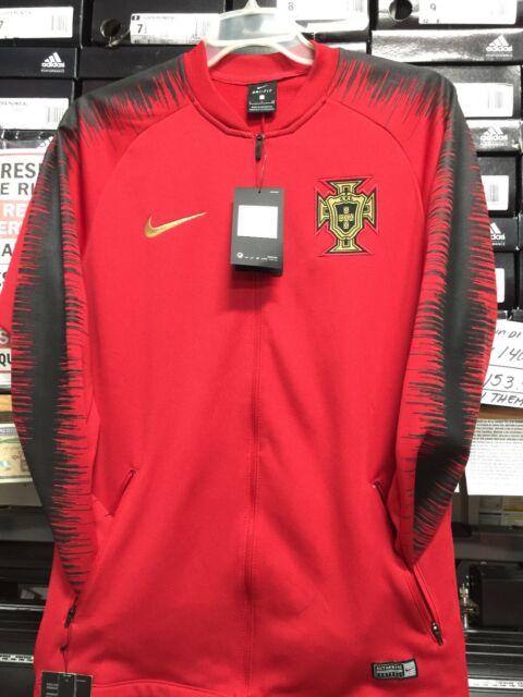 3b3369151d4 Nike Portugal Anthem Jacket 2019 Burgundy Black Size Medium Only for sale  online