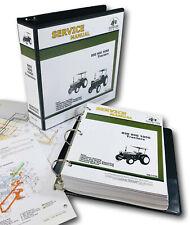 john deere 850 tractor technical manual