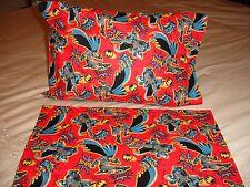 Batman Ka Boom Cotton Toddler/Travel Size Pillowcase (1)