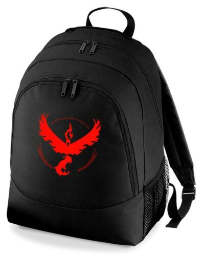 POKEY  GO TEAM VALOR BACKPACK RUCKSACK SCHOOL BAG