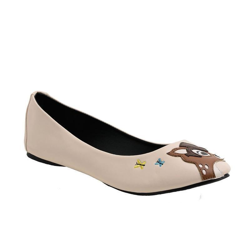 T.U.K A9064L Cream Doe-A-Dear classici Flat,Gli stivali da donna classici Doe-A-Dear sono popolari, economici e hanno dimensioni 2635da