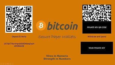 bitcoin offline storage