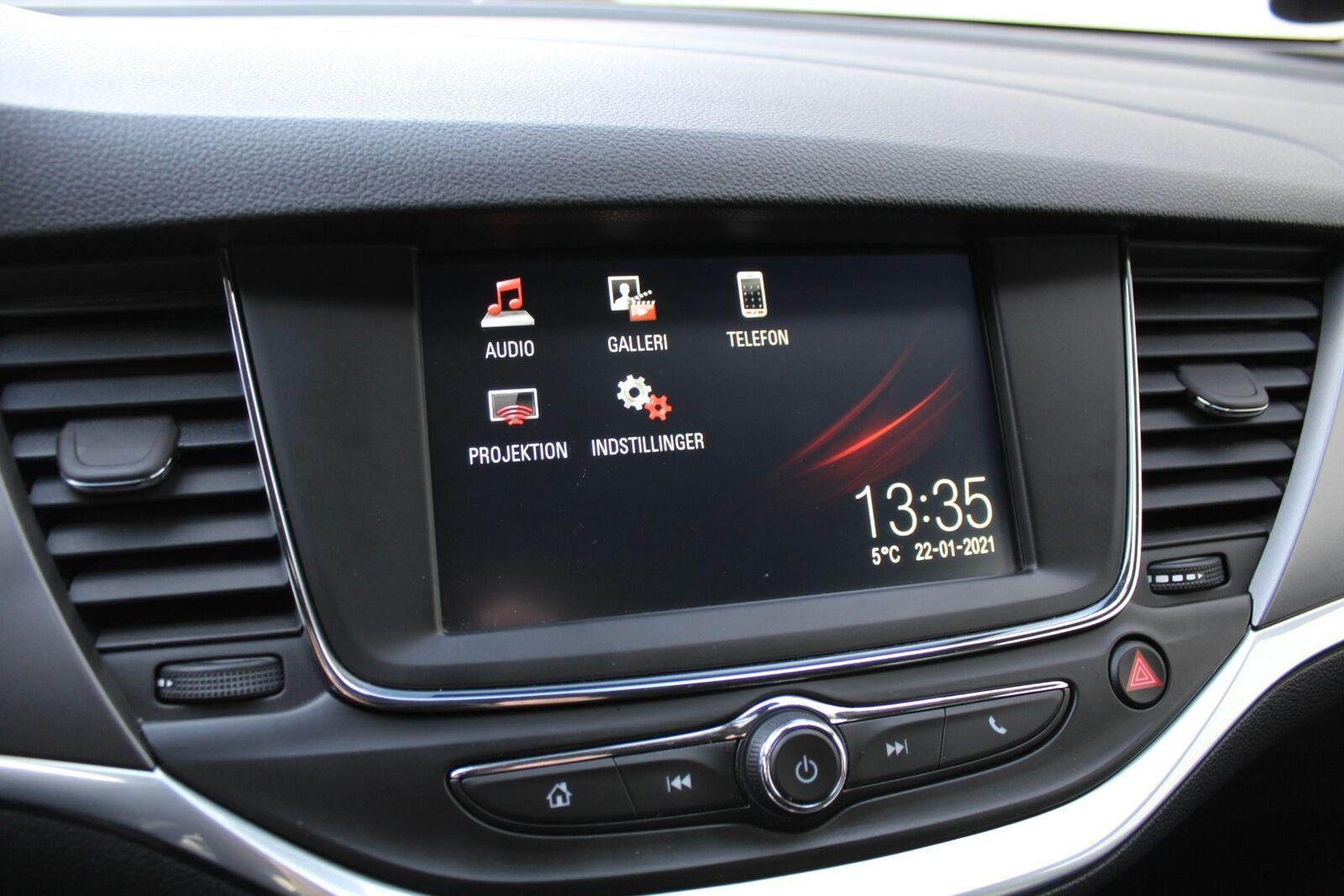 Opel Astra 1,0 T 105 Enjoy Sports Tourer - billede 7