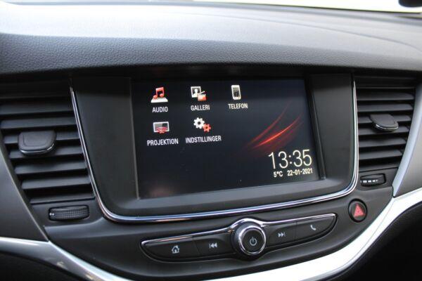 Opel Astra 1,0 T 105 Enjoy Sports Tourer billede 7