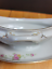 thumbnail 4 - Rosenthal Modell Gravy Boat with Attached Underplate R1817 White Pink Flowers
