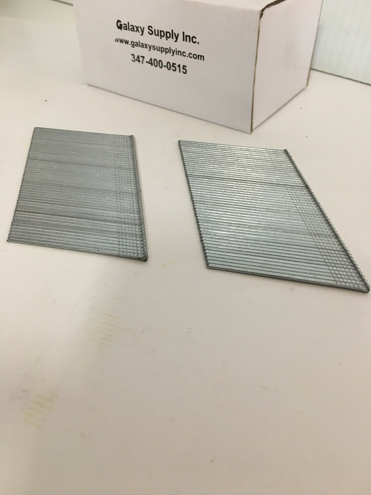 """16 Gauge Paslode Series  Angled Galvanized Finish Nail 2-1//2/""""  Sale by 4000 pcs"""