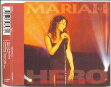 MARIAH CAREY Hero RARE Australian 4trk CD Single