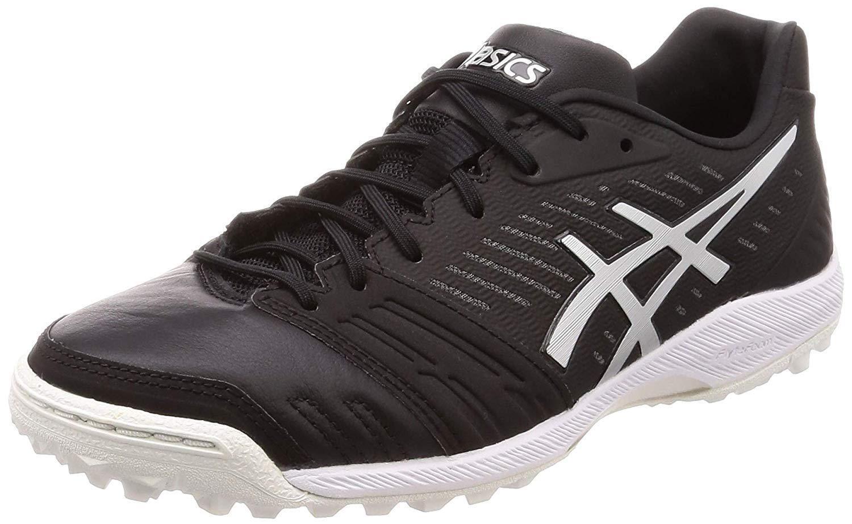 Zapatos DE FUTSAL FÚTBOL FÚTBOL Asics destaque TF FF 1111A004 Negro US8.5 (26.5cm)