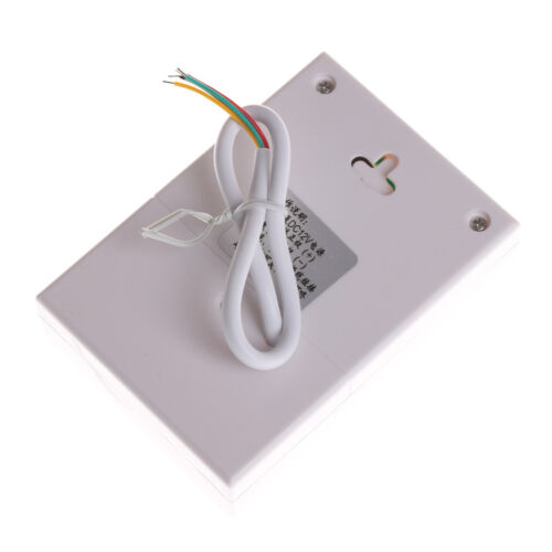 DC 12V Wired Door Bell Chime For Home OFOice Access Control Fire Proof LU