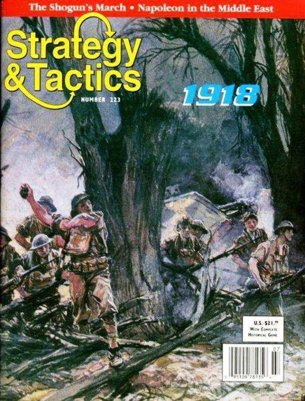 Neue, strategie und taktik, s & t   223, 1918  kaiserlichen deutschland die letzte chance