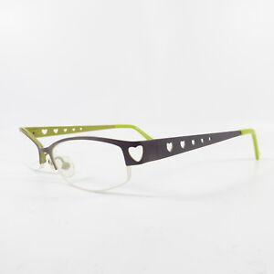 Other Manish Arora Semi-rahmenlos C3337 Brille Brille Brillengestell Harmonische Farben Augenoptik
