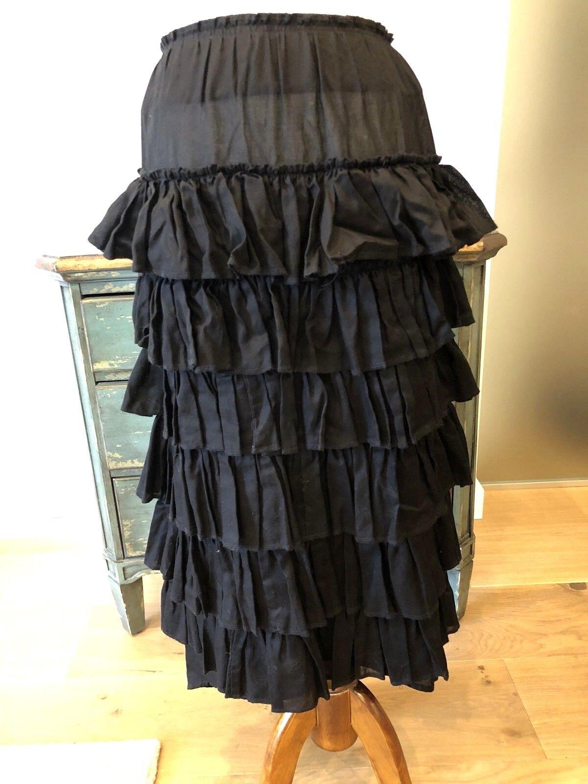 Comme Des Garcons Amunzen Frill Ruffle Skirt with a little tail