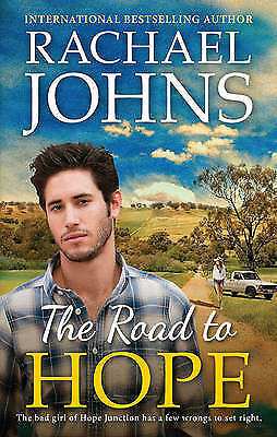 1 of 1 - The Road to Hope by Rachael Johns - Large Paperback - 20% Bulk Book Discount