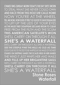 She Bangs The Drums Stone Roses