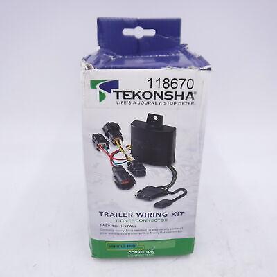 Tekonsha Trailer Wiring kit Fits 2013-2020 Nissan Pathfinder 2014-2015 QX60  | eBay | 2014 Pathfinder Trailer Harness |  | eBay