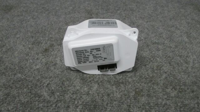 Refrigerator Ice Auger Gear Motor for Whirlpool WP2252130 AP6006769 PS11739848