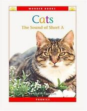 Phonics Readers Vowels: Cats : The Sound of Short A by Alice K. Flanagan...