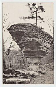 Eureka Springs Arkansas AR Pivot Rock Vintage Photo ...