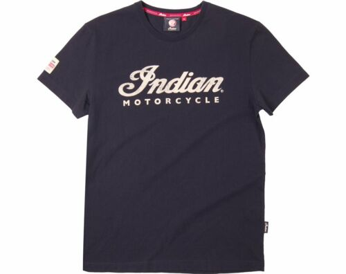 Brand New Genuine Indian Motorcycles noir écru T-Shirt-S M L XL
