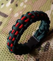 The Rifles 550 Paracord Bracelet