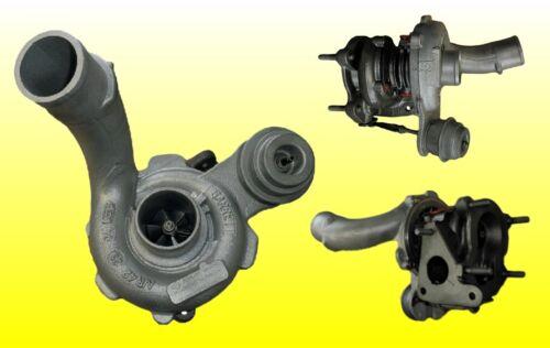 Turbolader Opel Movano A 1.9 Opel Vivaro 1.9 TDI 751768-5004S 4409975 F9Q