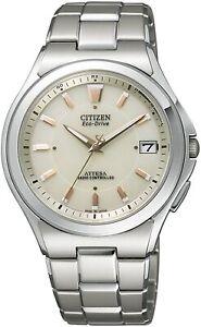CITIZEN-Wrist-watch-ATTESA-Eco-Drive-ATD53-2843-Radio-clock-NEW