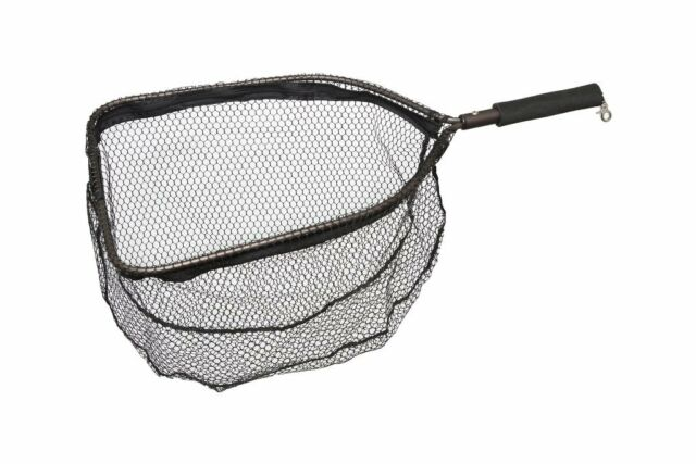 Adamsbuilt Aluminum Trout Fishing Net 19