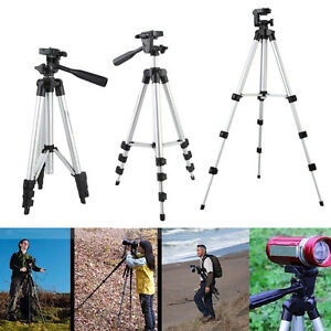 Universal-Digital-Video-Camera-Camcorder-Tripod-Stand-For-Nikon-Canon-DSLR-NEW