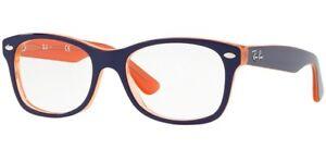 863dcb56d4cd0 Ray Ban Junior RY 1528 3762 Plastic Kids Children s Eyeglasses 48mm ...
