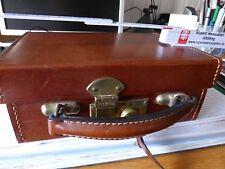 Goldpfeil tradición de lujo small maleta Gold Pfeil Handmade Germany