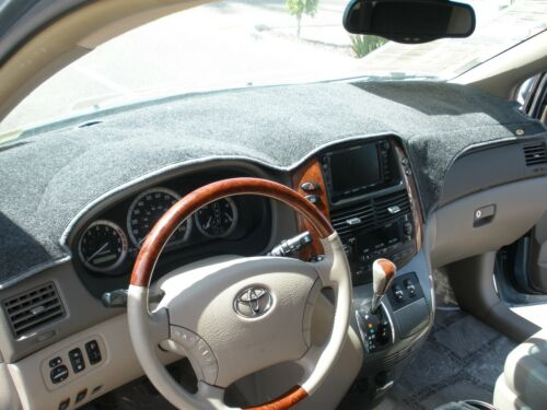 Fits Hyundai Tucson 2019-2020 Carpet Dash Board Cover Mat Charcoal Grey