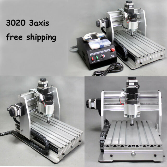 300W 3020 CNC Router engraver / engraving drilling and milling machine 220V/110V