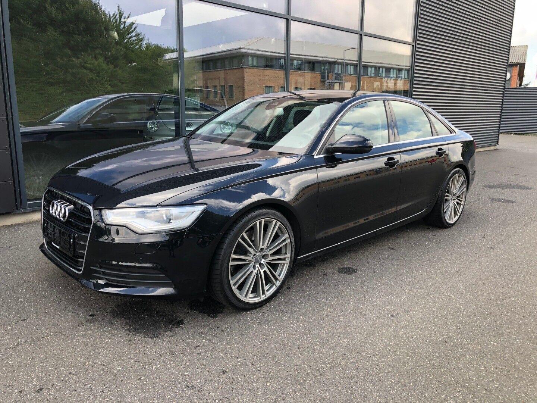 Audi A6 3,0 TDi 245 quattro S-tr. 4d - 65.000 kr.