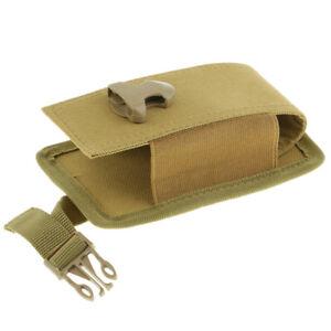 MOLLE-Design-Radio-Walkie-Talkie-Pouch-Holster-Case-Backpack-Belt-Holder