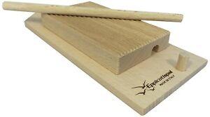 Professional-Gnocchi-Garganelli-in-legno-pagaia-Deck-pallet-Ridge-Board-PASTA-MAKER
