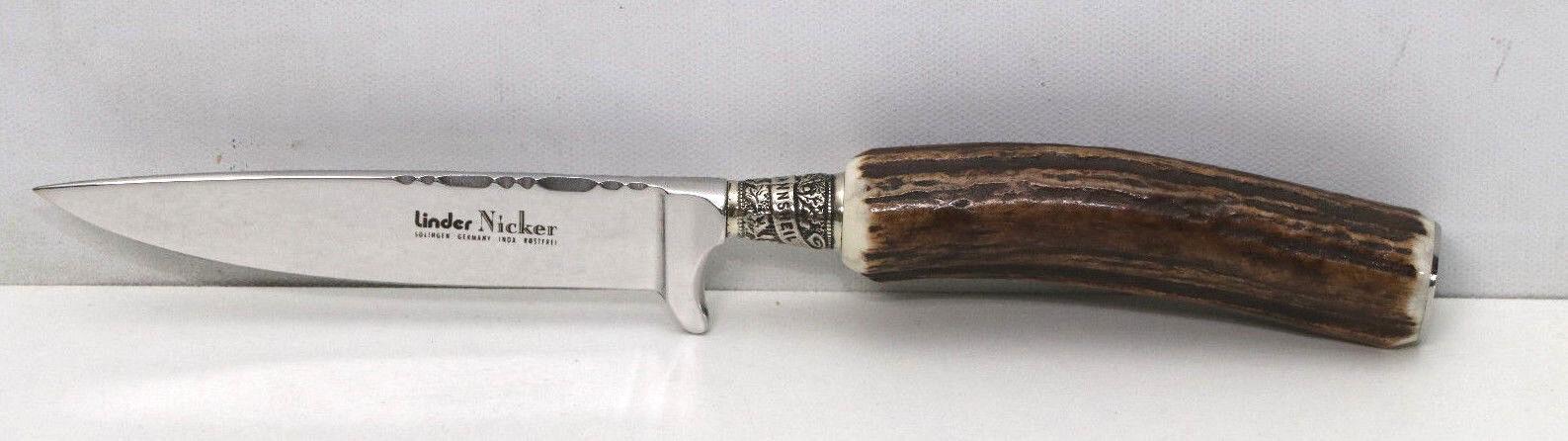 Linder Trachtenmesser Outdoormesser Jagdmesser Taschenmesser 272210