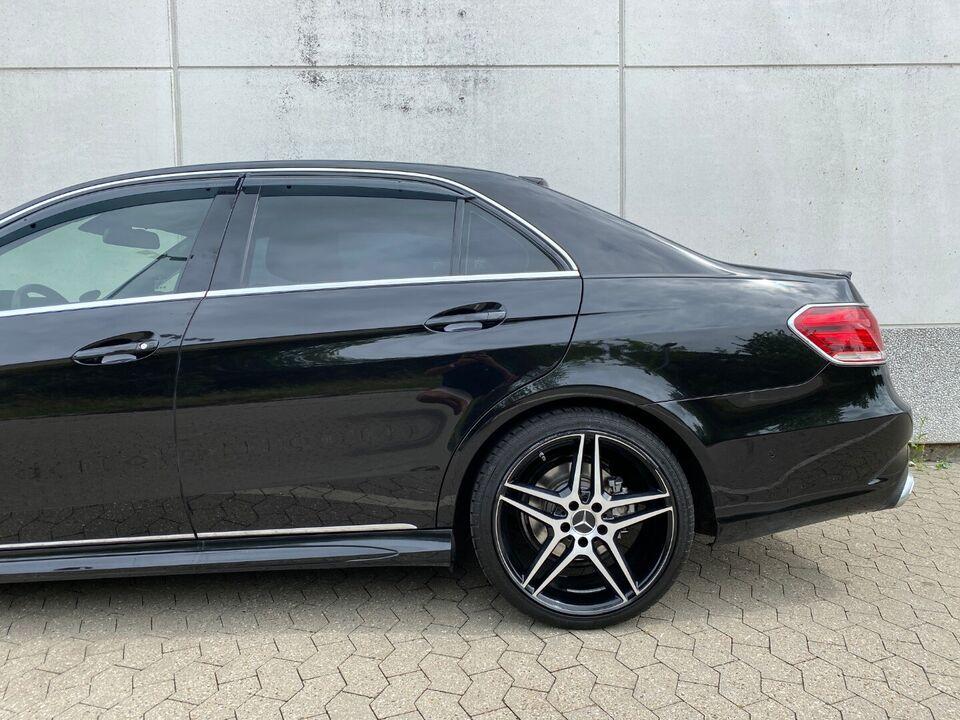 Mercedes E200 2,0 Avantgarde aut. Benzin aut. Automatgear